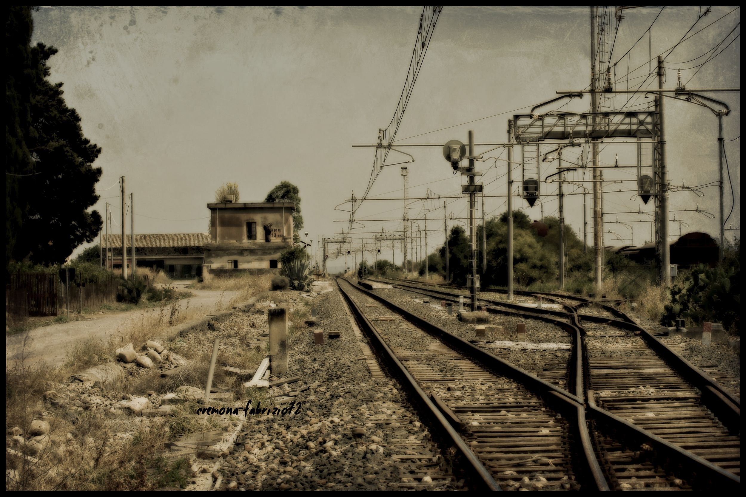 stazione dismessa