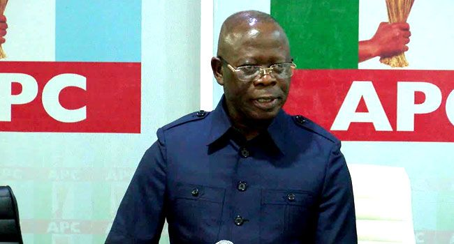 Availability Of Fuel, Local Rice At Yuletide Excite Oshiomhole