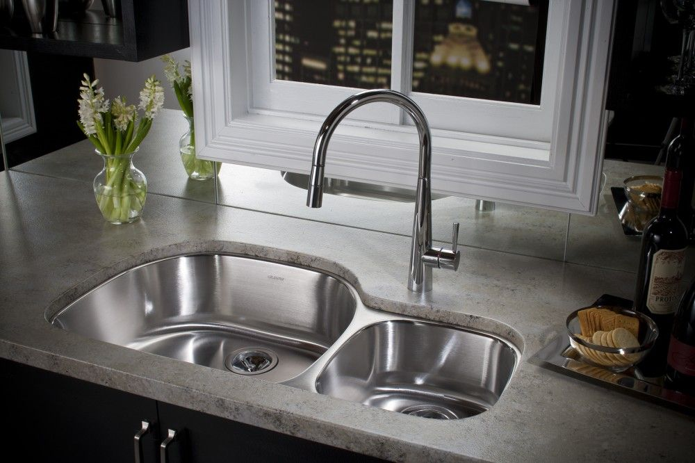 Good The Advantages And Disadvantages Of Undermount Kitchen Sinks .