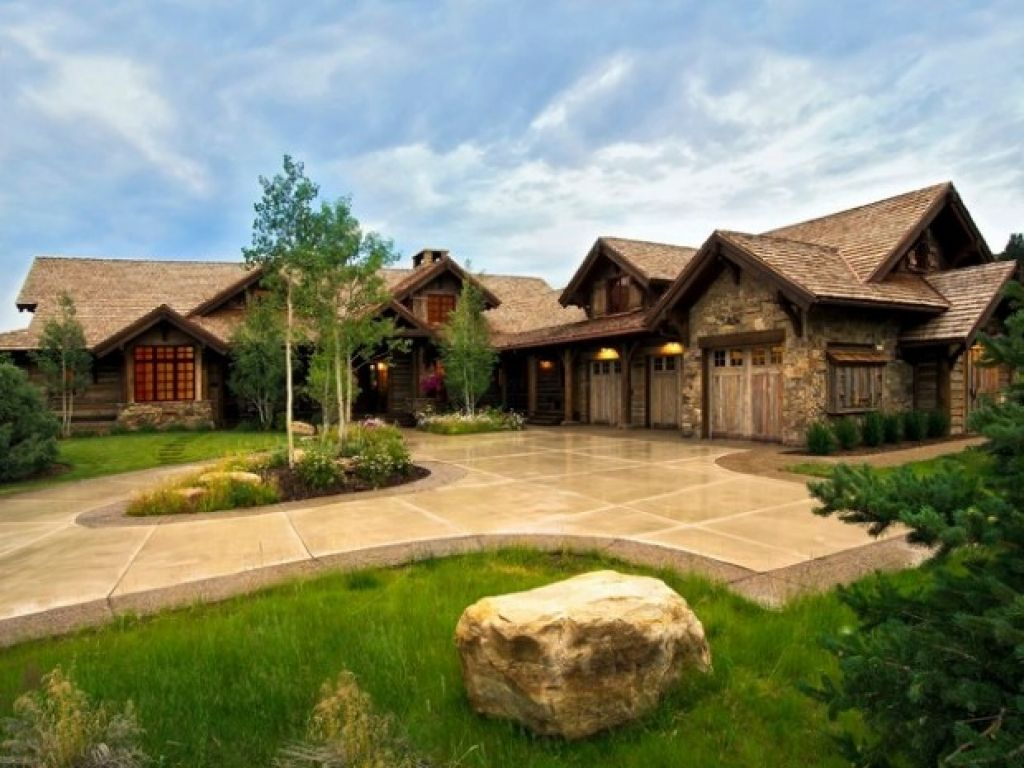Rustic Home Exteriors 17 Rustic Mountain House Exterior Design Ideas Style Motivation Model Rustic Houses Exterior Mountain Home Exterior Rustic House