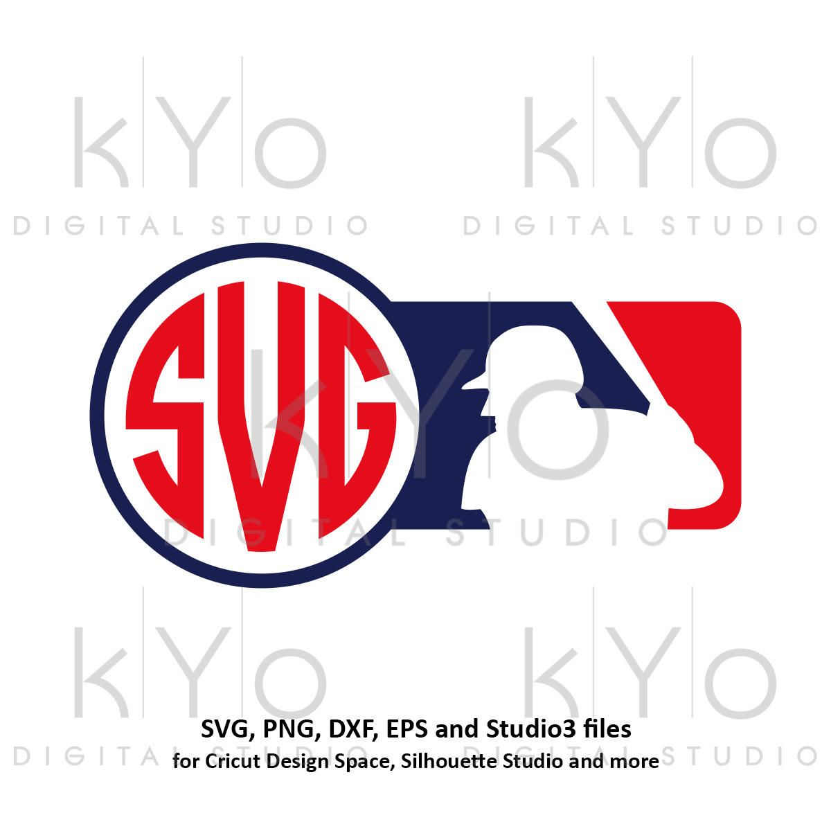 Baseball Svg Mlb Logo Inspired Monogram Frame Svg Baseball Monogram Svg Stitches Svg Baseball Logo Svg Files For Cricut Silhouette Dxf Files Baseball Svg Baseball Monogram Monogram Frame
