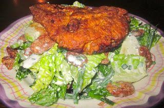 Fried JCT Salad