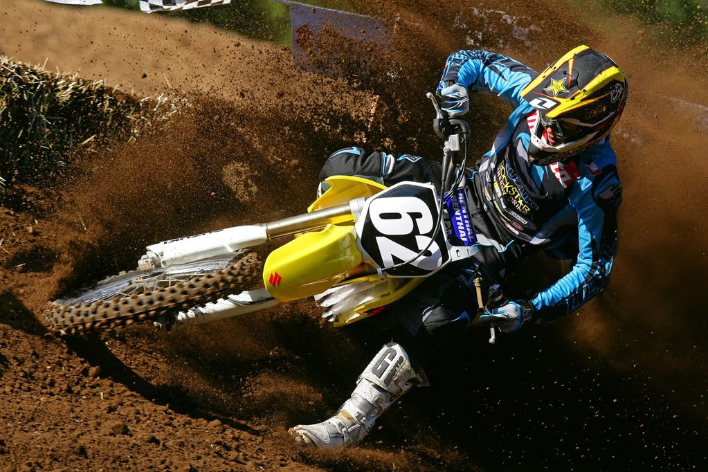 Ryan Dungey My Favorite He Almost Pulled Off A Win Last Weekend