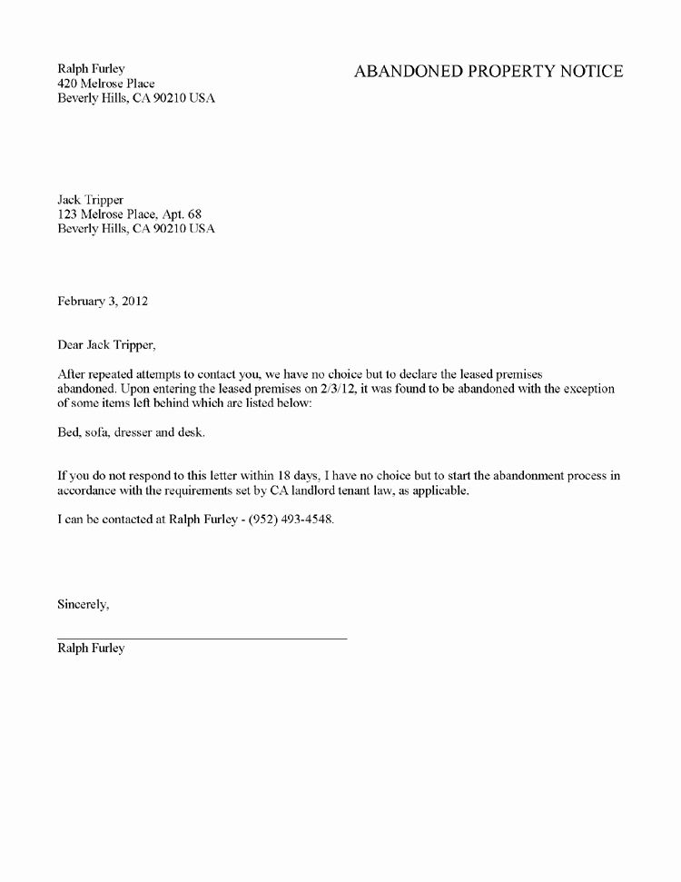 30 Days Notice To Landlord Template Beautiful 5 30 Day Notice To Landlord Template In 2021 Being A Landlord Letter Templates Lettering