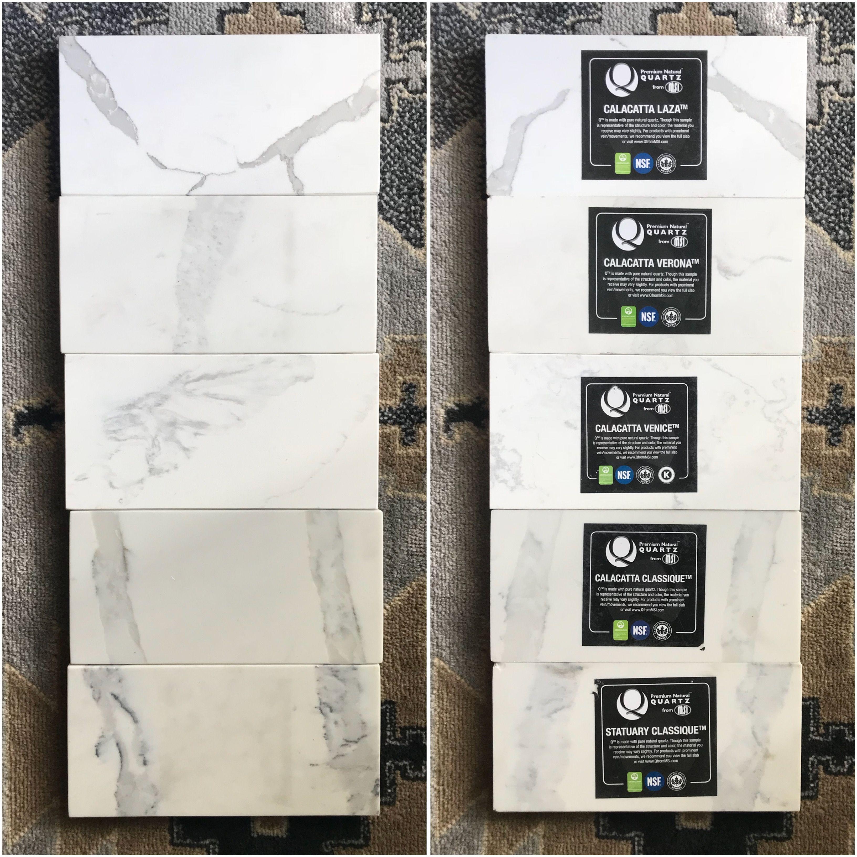 Best Msi Quartz Faux Marble Comparisons Calcatta Laza Our 640 x 480