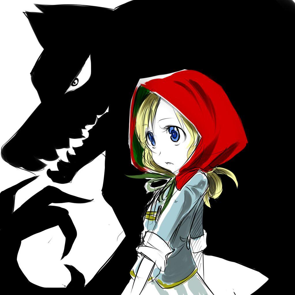 Красная Шапочка и Волк (с изображениями) | Красная шапочка ...