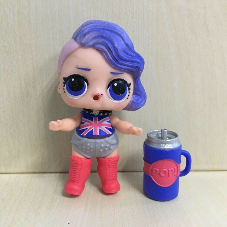 Original Rare LOL Surprise Dolls Confetti Pop  Cheeky Babe Doll Toy Girls Gifts