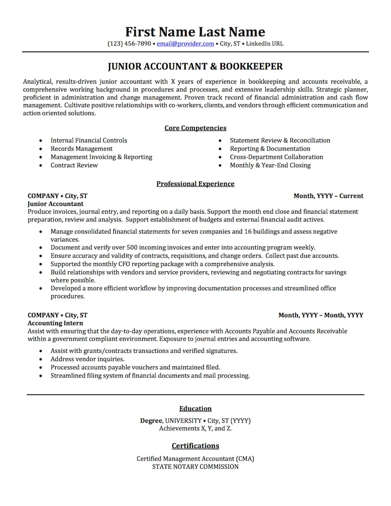 Resume Templates Accounting 4 Templates Example Templates Example Accountant Resume Resume Skills Resume Examples