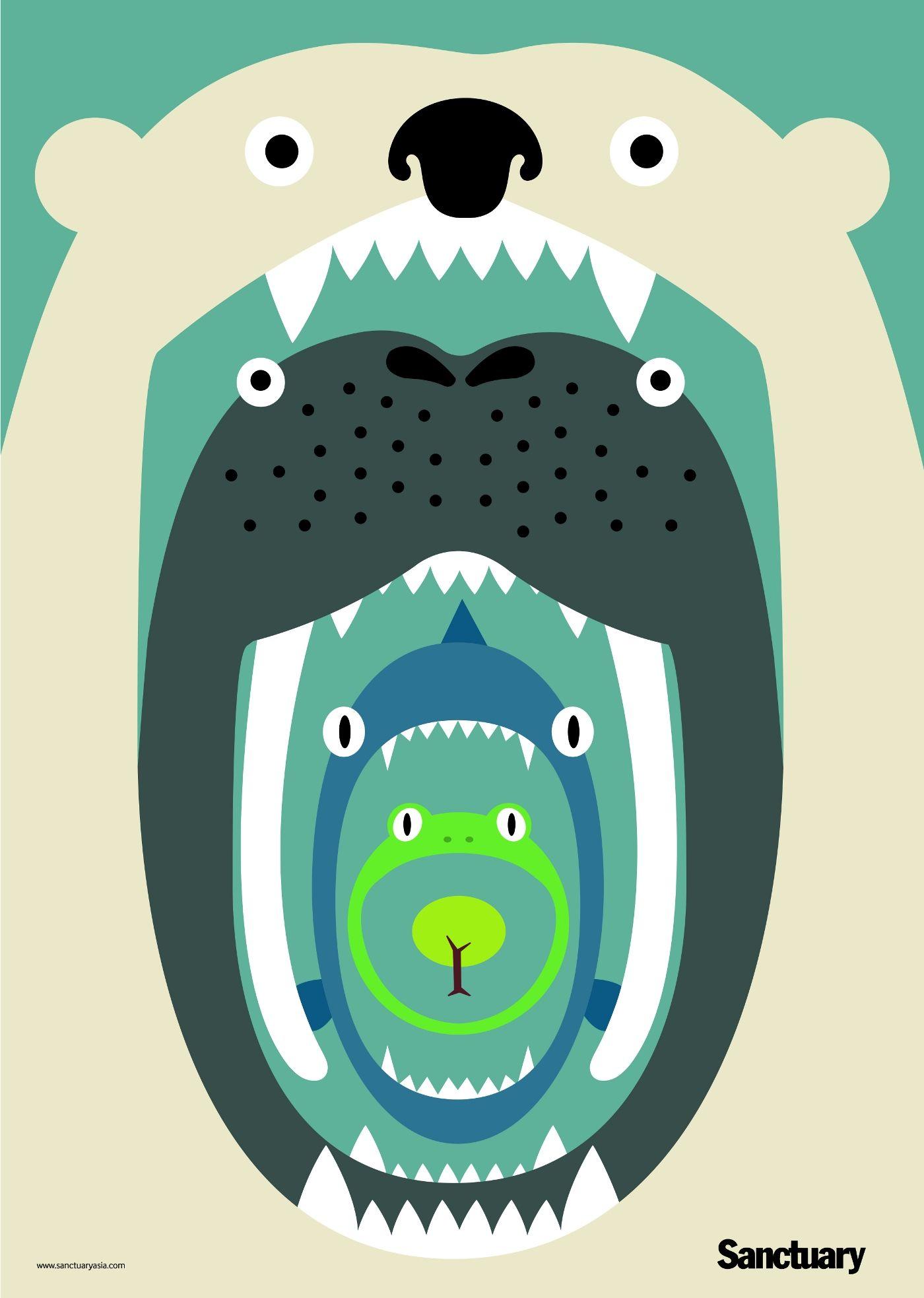 Sanctuary Magazine Mouths Save Trees Ap environmental