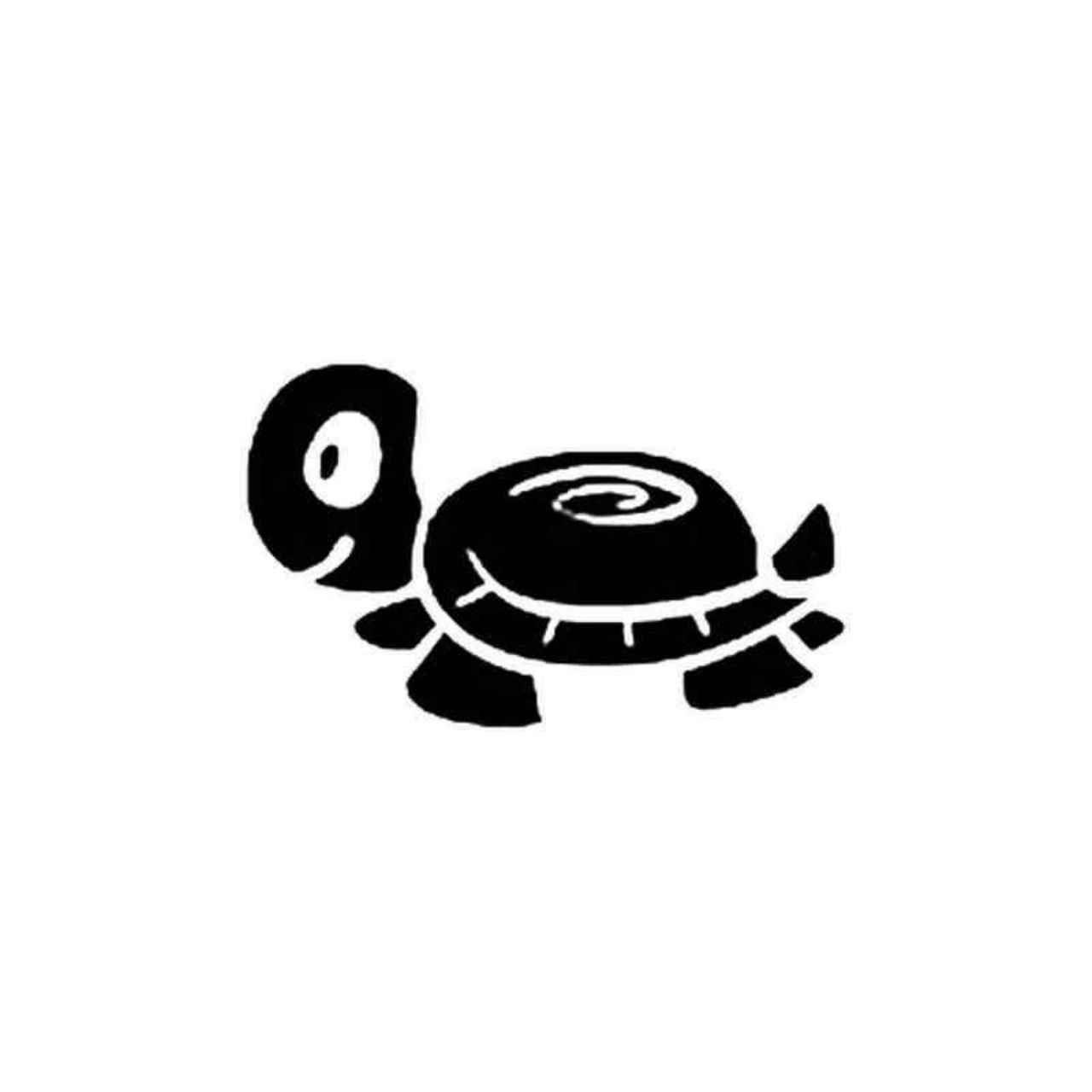 Turtle 65 Decal Sticker Ballzbeatz Com