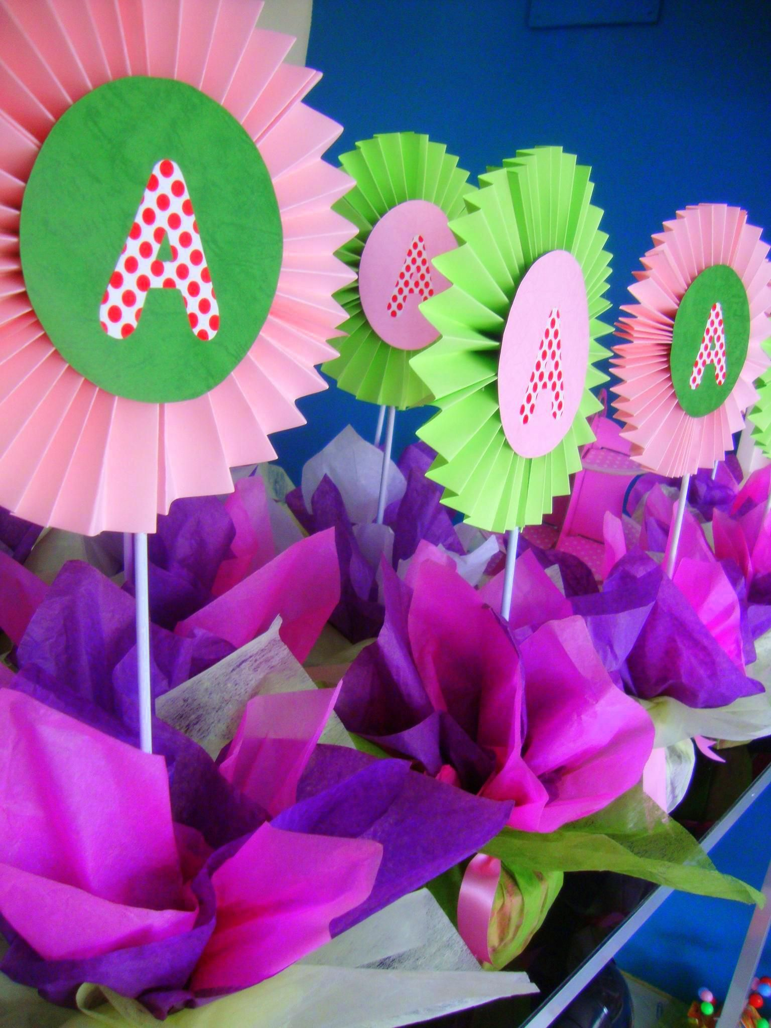 Cute Party Centerpieces That Could Be Made On The Cheap