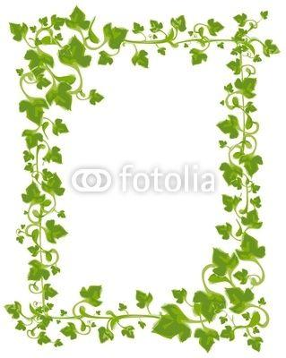 ivy border corner - Google Search | Ivy Art/ill. | Pinterest | Ivy ...