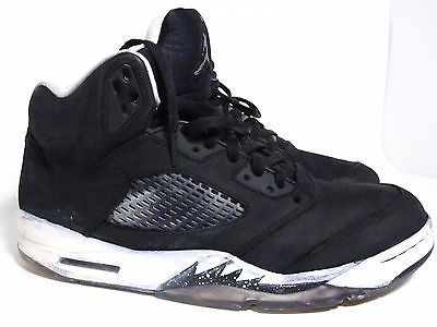 394cc6afbc09 Workout Shoes · nike air jordan 5 black cool grey oreo mens size 11  136027-035