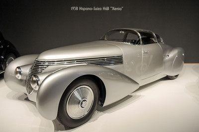 Art Deco Car Design For Women