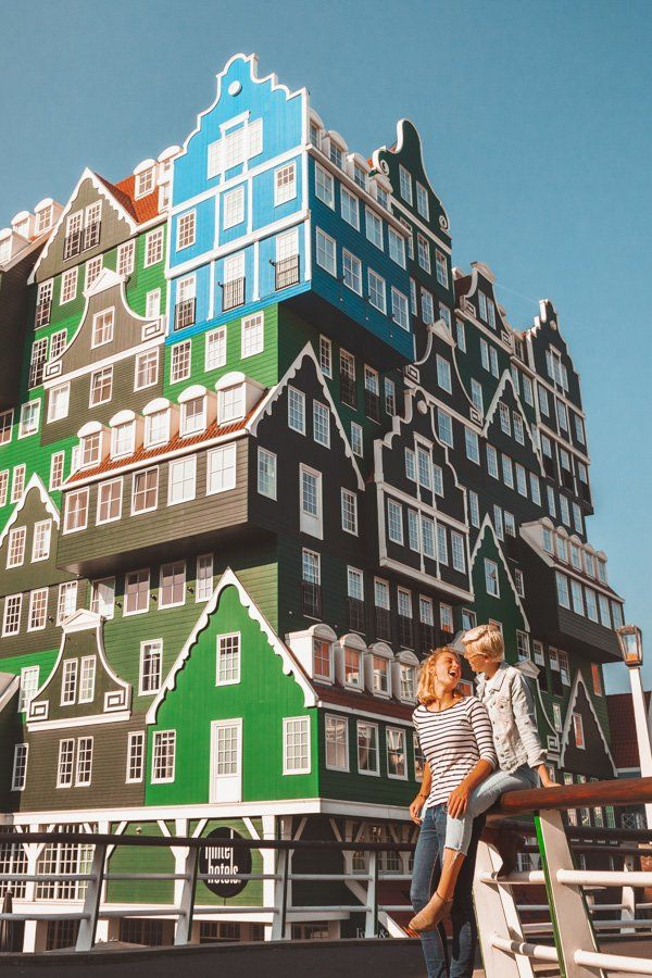Amstergram: 22 famous photo spots for your Amsterdam Photography