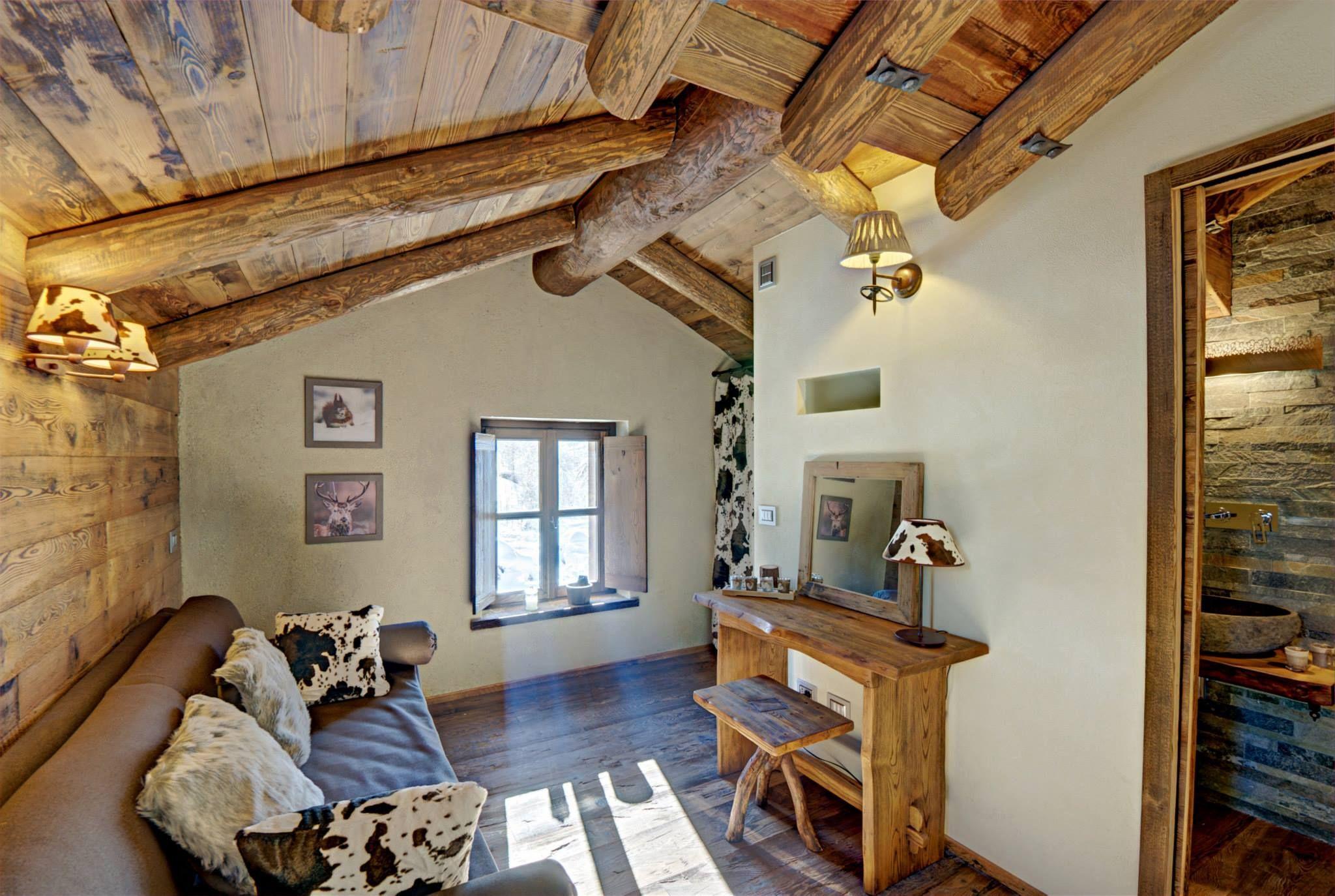 Pin de gisela s nchez serra en rustico pinterest casas - Decoracion de casas rusticas interiores ...