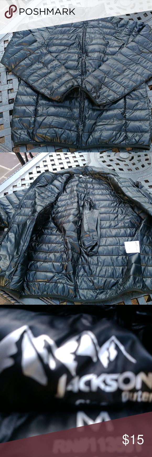 Jackson Hole Outerwear Puffer Jacket Medium New Without Tags Jackson Hole Outerwear Jackets Coats Jackson Hole Outerwear Puffer Jackets [ 1740 x 580 Pixel ]