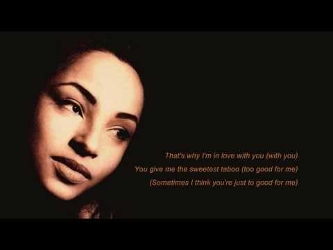 4c8ff52e4f7d ▷ Sade The Sweetest Taboo lyrics - YouTube