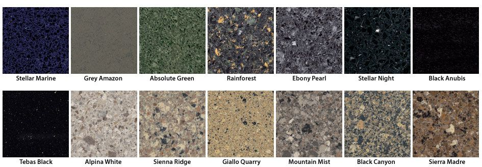 Quartz Granite Countertops   Kitchen Cubes Factory Direct Cabinets, In