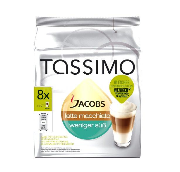 Latte Macchiato, Latte I Kawa
