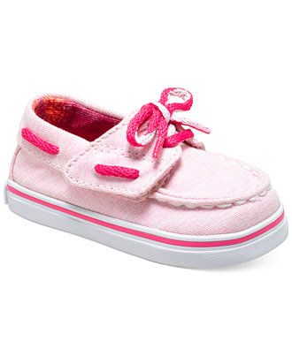 Sperry Baby Girls' Bahama Jr. Crib Shoes - Shop All Baby - Kids & Baby - Macy's