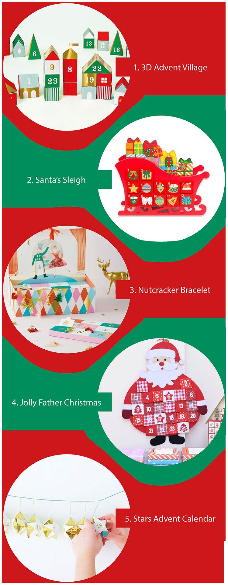 5 Favourite Advent Calendars - Party Pieces Blog & Inspiration