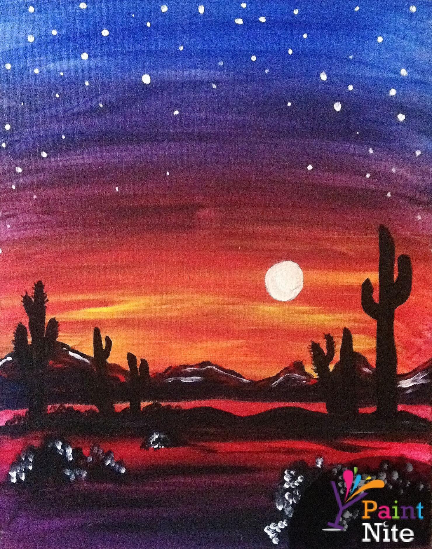 Paint Nite Vegas Shucks Tavern Flamingo 10 06 2015 Paint Nite Pinterest Painting Watercolor Paintings And Art