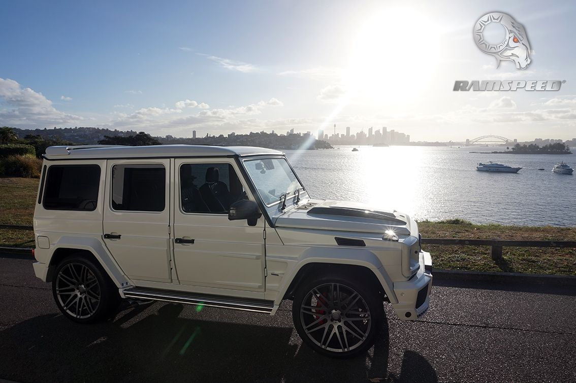 Mercedes Benz 463 Edition G63 Amg G Wagen By High End Cars G
