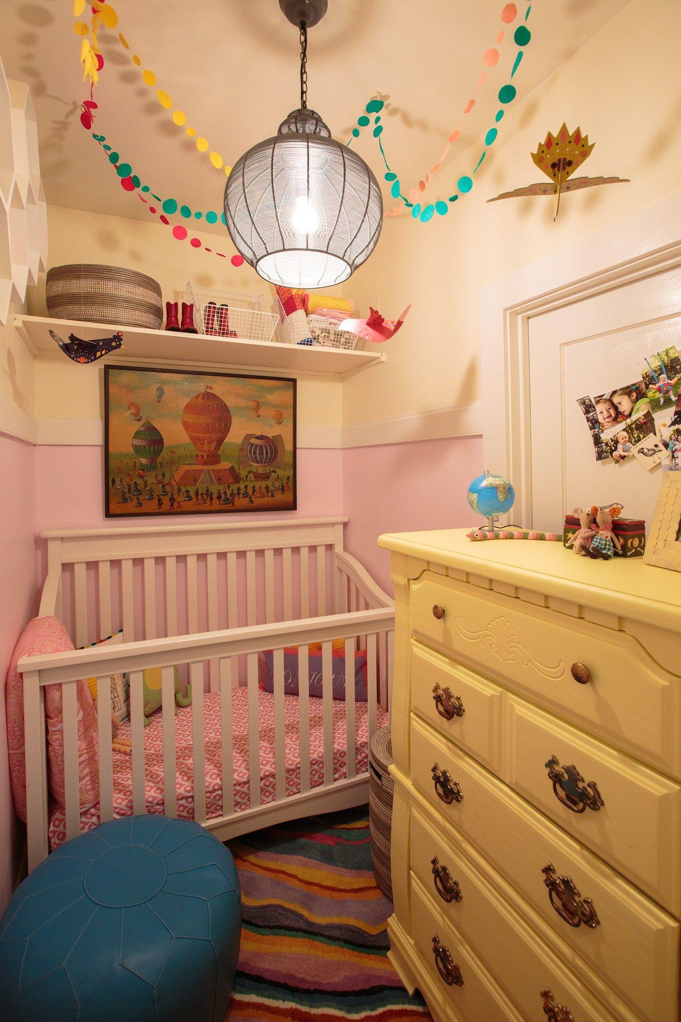 Closet Nursery Our Urban Playground Closet Nursery Pinterest