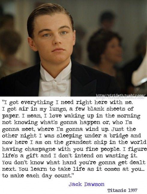 Leo on life