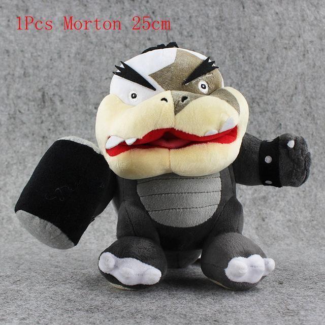 264c43ea79e Super Mario Bowser Koopa Plush Toys 1 Piece