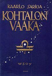 lataa / download KOHTALON VAAKA (NÄKÖISPAINOS) epub mobi fb2 pdf – E-kirjasto