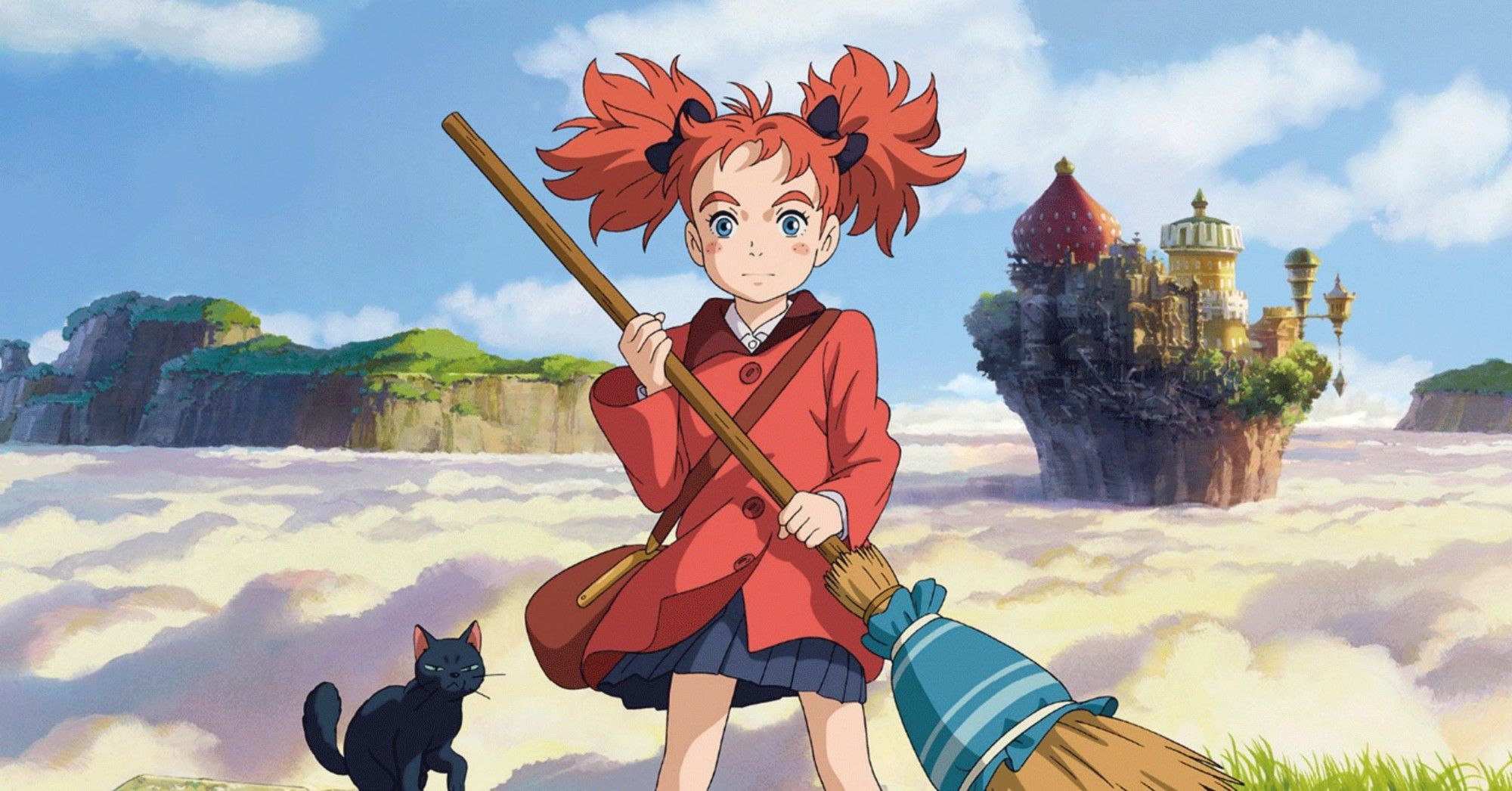 Review Mary and the Witchs Flower is a charming fairytale