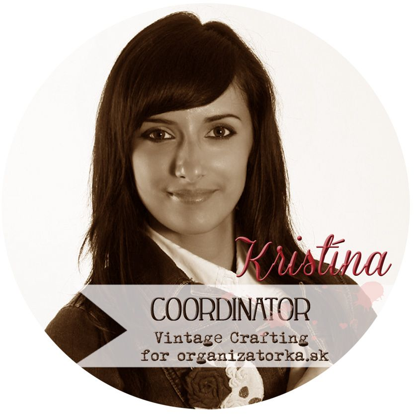 Zoznámte sa s Kristínou - členkou nášho dizajn tímu / Meet Kristína - member of our design team