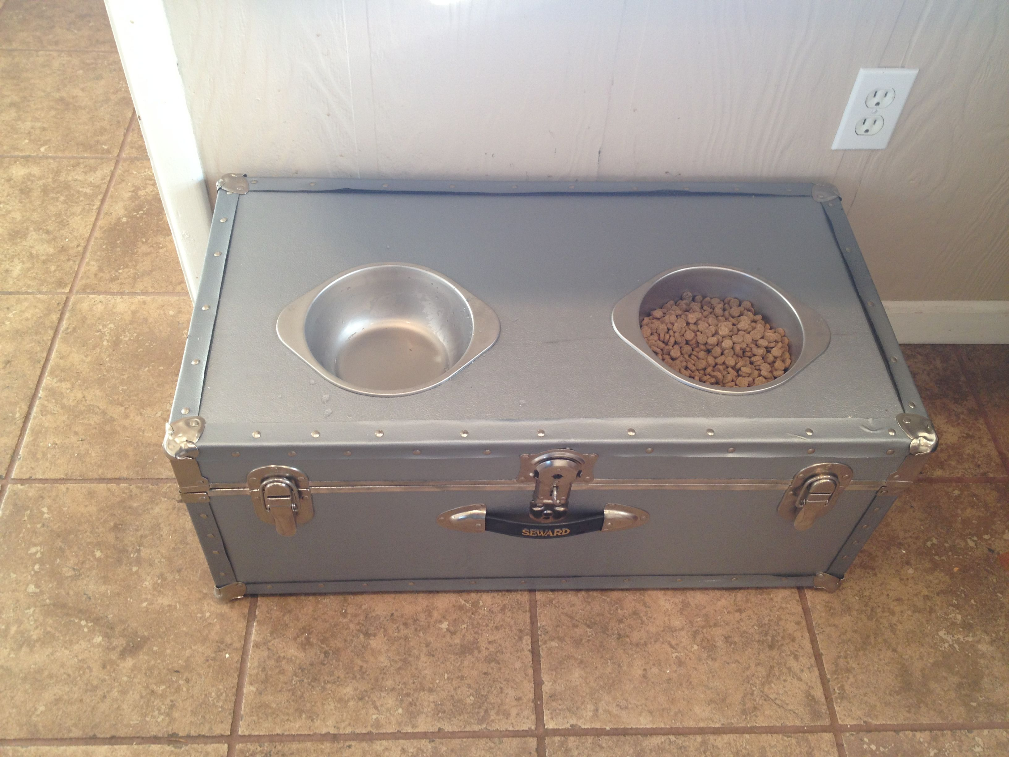 17 Best Images About Dog Feed Station On Home S