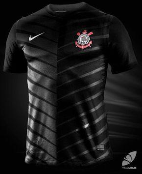 Camiseta Corinthians - Shirt Corinthians on Behance 23058a806a547