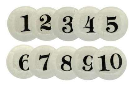 Ecco i meravigliosi pomoli che danno i numeri !! su http://www.idea-piu.com/store/1/maniglie-pomelli-per-ante-682