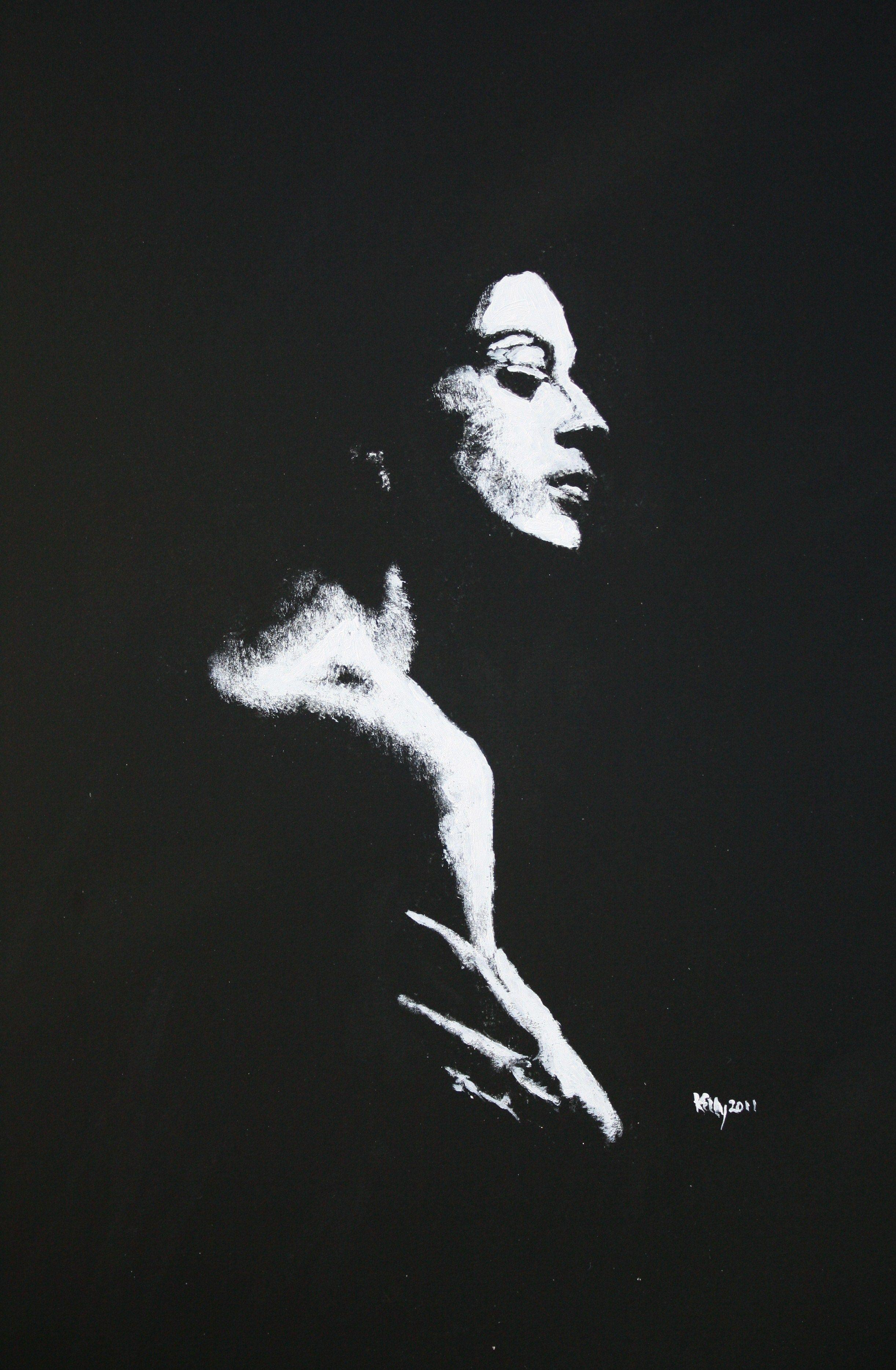 chiaroscuro painting Chiaroscuro, Female portrait, Portrait