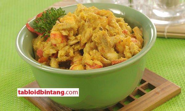 Tumis Tuna Bumbu Kuning Resep Makanan Makanan Tumis