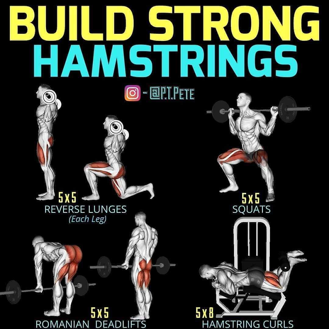 50++ What works your hamstrings inspirations