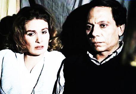 عادل إمام مع يسرا كراكون فى الشارع 1986 Old Movies Actors People
