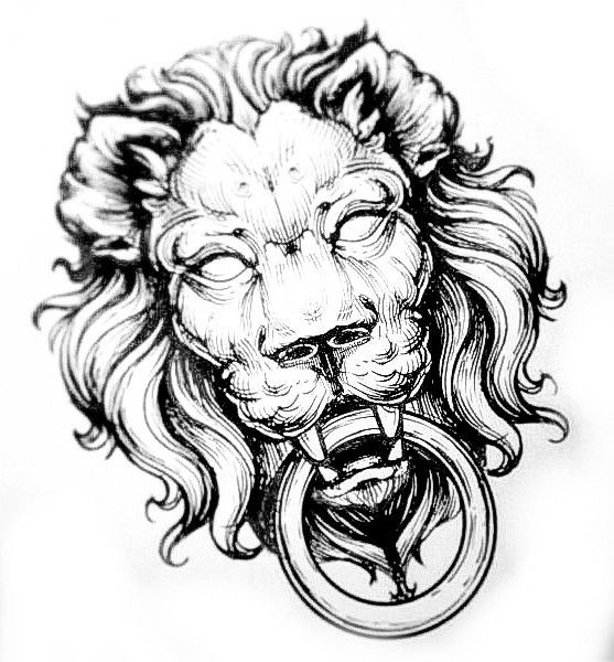 Pin By Will Caudle On Tattoo Lion Head Tattoos Lion Tattoo