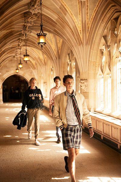 Men of the Ivy League