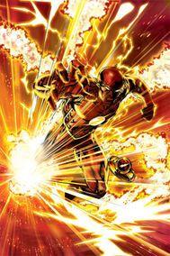 Enhanced Speed   Voltz   The flash, Dc comics, Kid flash