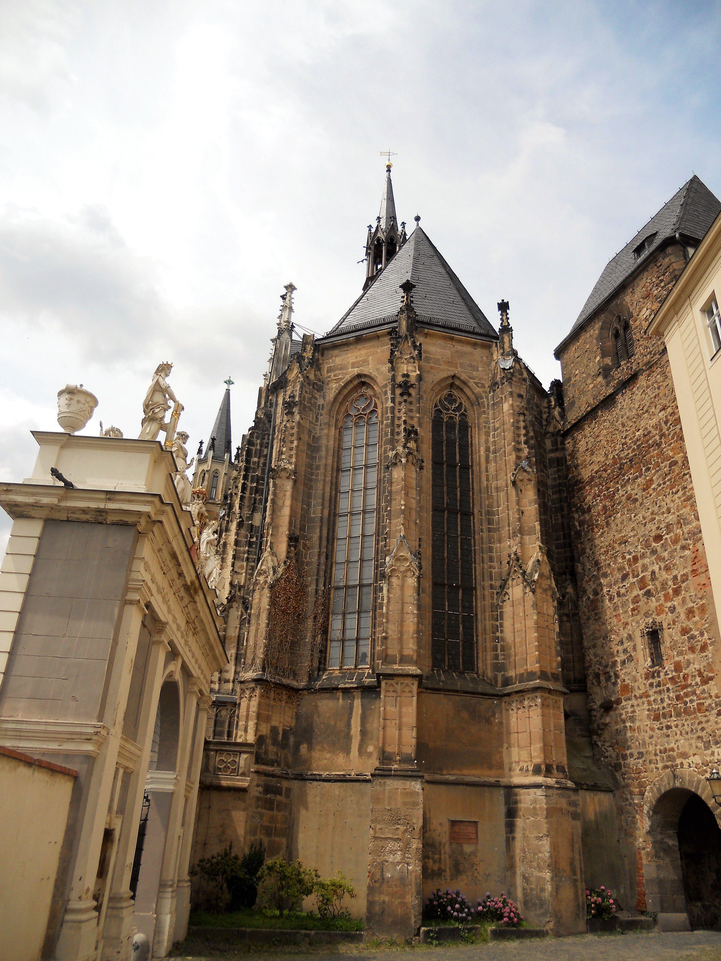 Schlosskirche St. 14041414 erbaut Rathaus