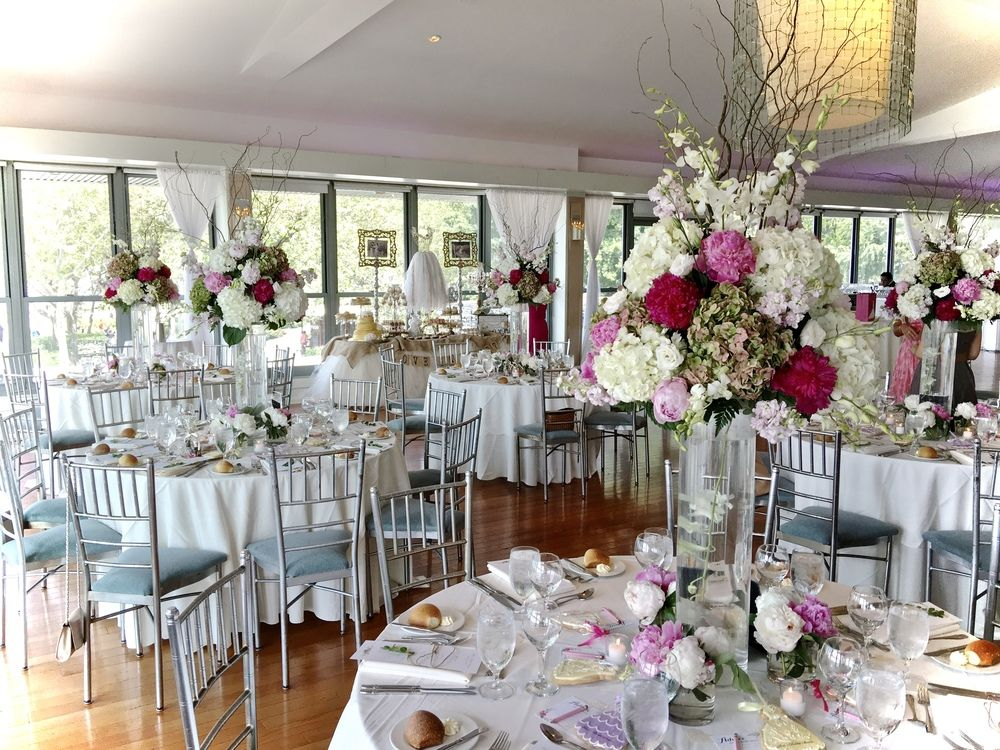 Battery Gardens Wedding Table Decorations Decor Wedding