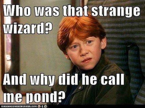 Funny Harry Potter Drawing Meme : Doctor potter meme doctor who harry potter crossover ron weasley