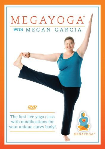Win a copy of Megan Garcia's new #plussize Yoga DVD on SonsiLiving ...