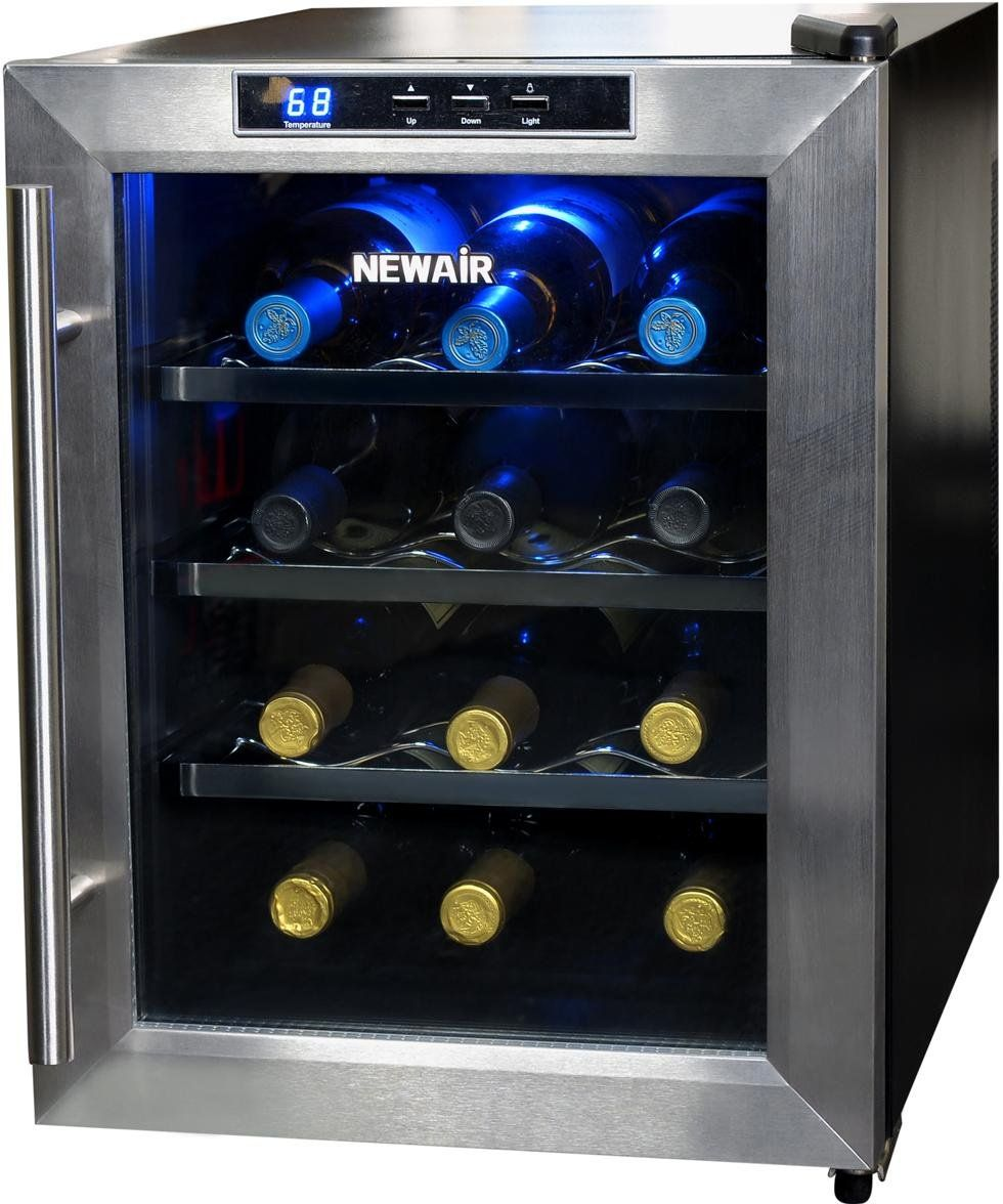 Aw 121e 12 Bottle Thermoelectric Wine Cooler Thermoelectric Wine