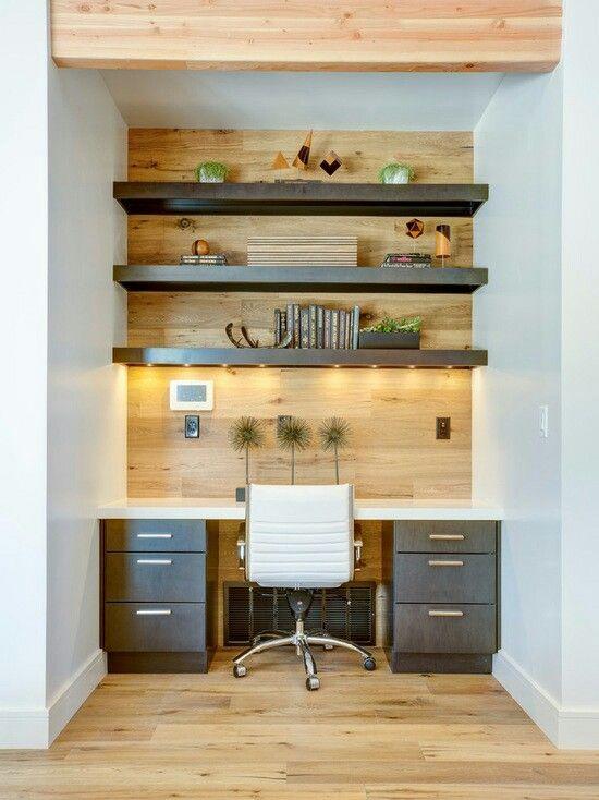 #Inspiração #Inspiration #HomeOffice #Decoração #Decor #ArquiteturaDeInteriores